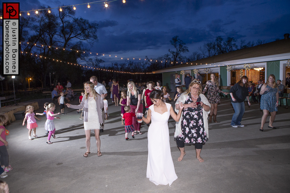 Dan and Brittney Wedding Party, Client of Bow Ty Audio, Wedding DJ