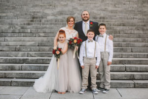 Taylor Family - Client of Bow Ty Audio, Wedding DJ
