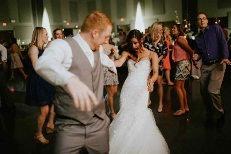 How to Make the Perfect Wedding Playlist